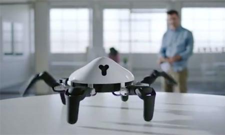 Zespotige robot is behendig en makkelijk programmeerbaar