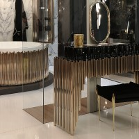 Sierra Symphony Luxury Dressing Table - Robson Furniture