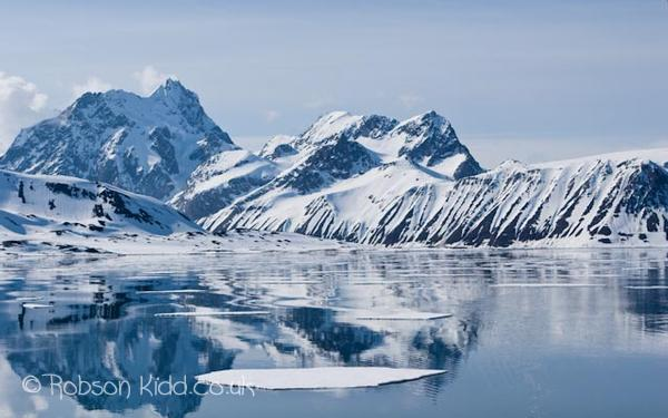 Arctic Scenes At Robson Kidd Photography