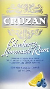 Cruzan Blueberry Lemonade Rum - CruzanBlueberryLemonade200