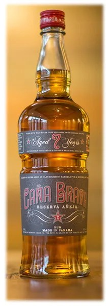 Caña Brava 7 year old Reserva Añeja Rum from Panama is the latest release from the 86 Company, developed to make the finest classic and contemporary cocktails.