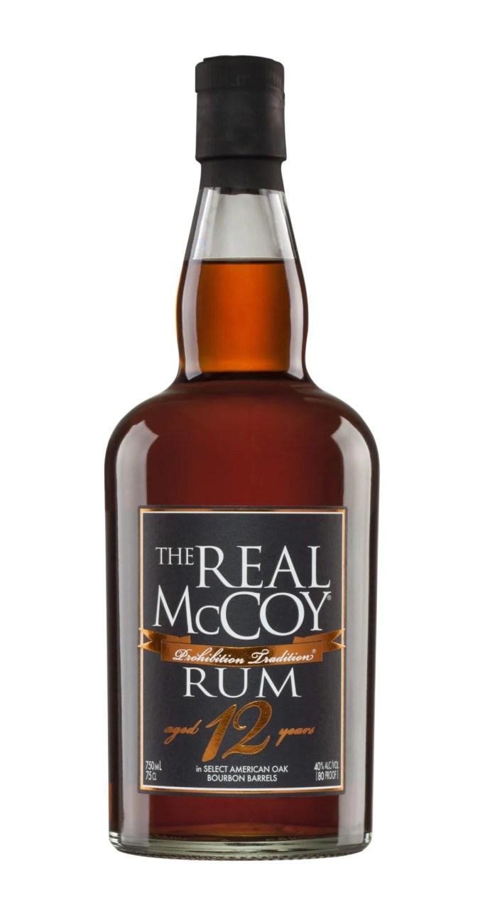 Real McCoy Rum 12