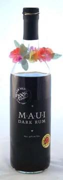 Types of Rum - Maui Dark Rum