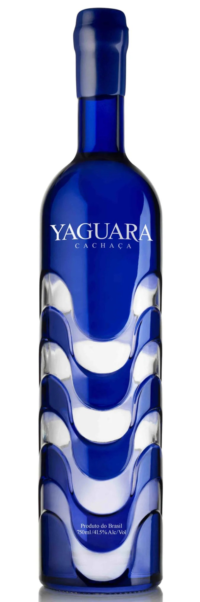 Yaguara Blended Cachaça from Brazil is distilled from organic sugar cane in traditional alambique copper stills and blended for perfect balance.