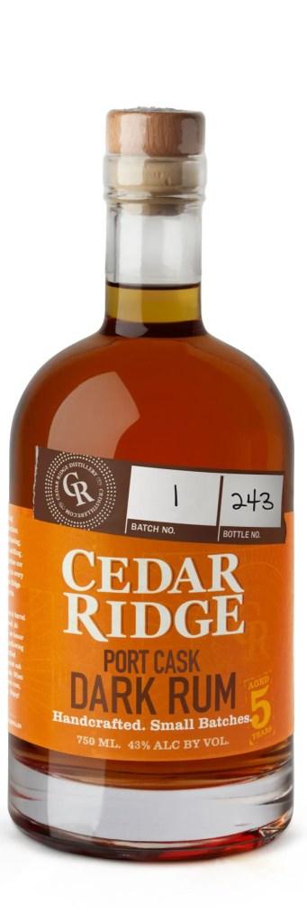 Cedar Ridge Port Cask Image