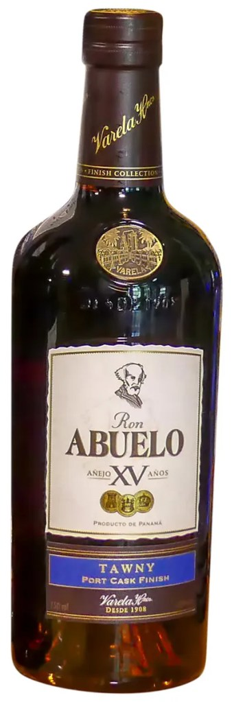 Abuelo XV Tawny Port Cask Finish Image