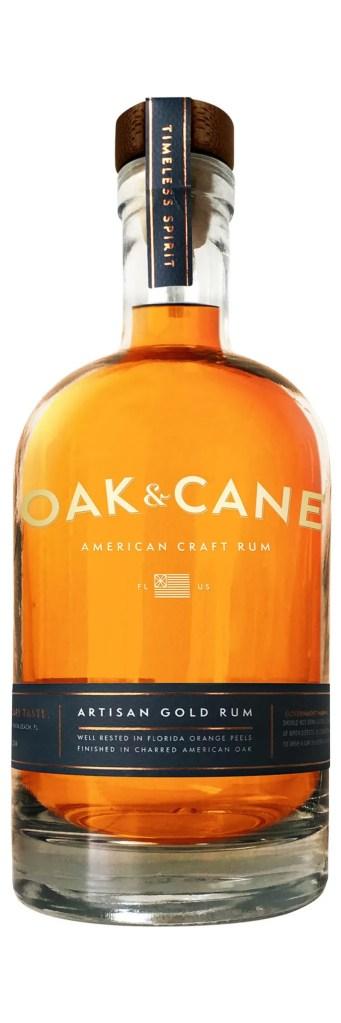 Oak And Cane Image