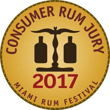 2017 Consumer Rum Jury Awards, RumXP Awards, Interntional Rum Expert Panel