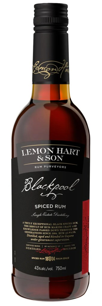 Lemon Hart Blackpool Spiced Rum Image