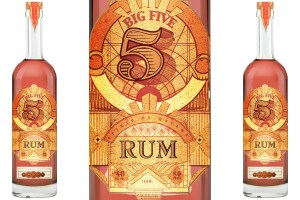 Big Five Gold Rum