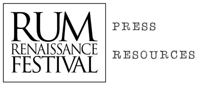 Rum Renaissance Festival Press Resources