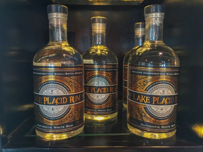 Sugar Sand Distillery Rum - Lake Placid, FL