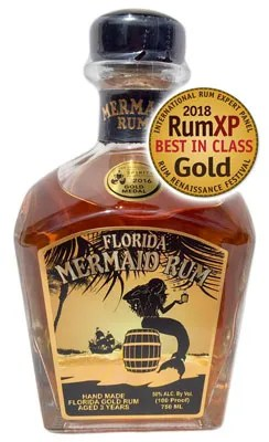 NJoy Distillery - Florida Mermaid Rum