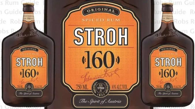 Stroh 160 Overproof Rum