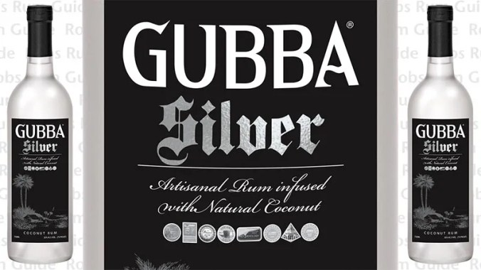 Gubba Silver American rum is made with natural coconut