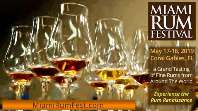 Miami Rum Festival - Rum Renaissance Tasting Event