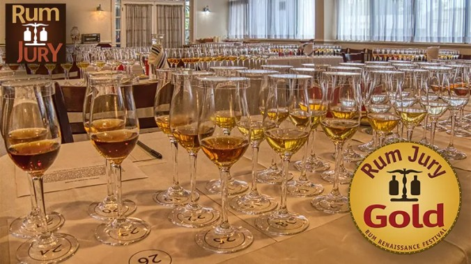 2019 Rum Jury Gold Awards