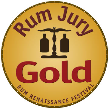 Rum Jury Gold Award