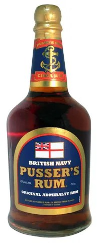Pusser's Navy Rum - Black Tot Day