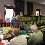 Robin Borwick, Robstine Stamps-Fine Used Stamp Dealer UK, The Potters Bar stamp Fair 2019,