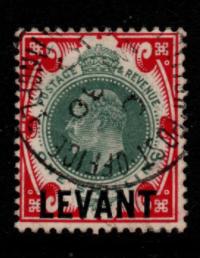 British Levant SG L10a fine used
