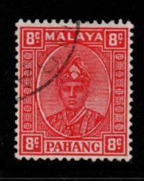 Malaya-Pahang SG 36 fine used