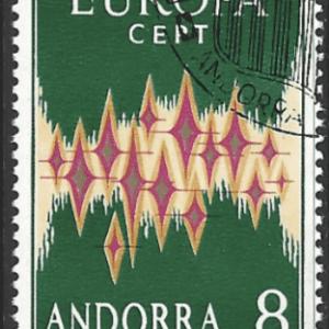 Andorra (Spanish) SG 67