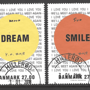 SG New Issue Denmark Stamps