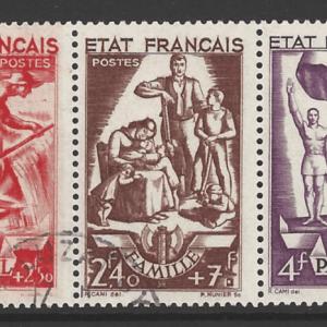 France SG 784a