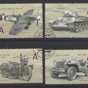 Czech Republic SG 789-92