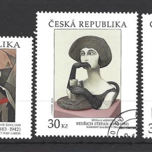 Czech Republic SG 858-60