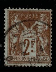 France SG 287