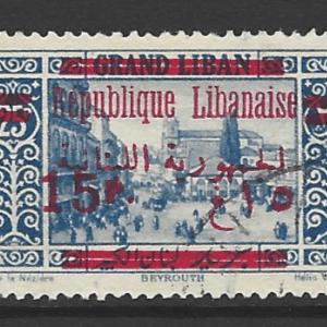 Lebanon SG 150