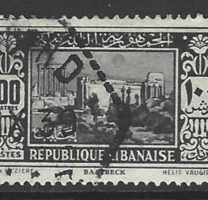 Lebanon SG 180