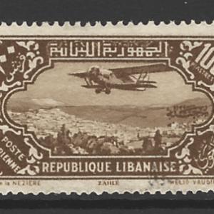 Lebanon SG 190