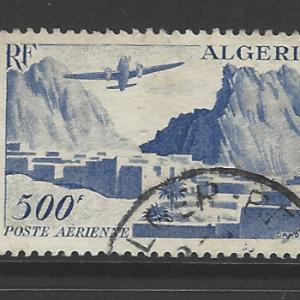 Algeria SG 293