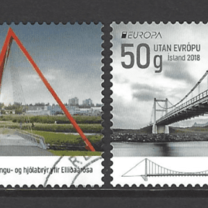 New Issue Iceland Stamps