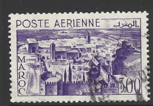 Morocco-French, SG 342a
