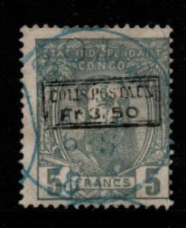 Belgian Congo SG 17