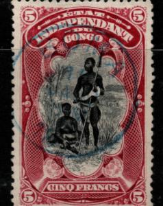 Belgian Congo SG 23