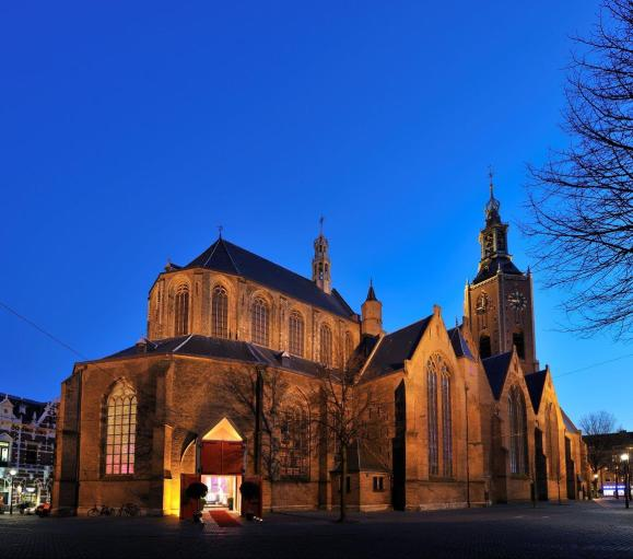 Copyright Grote Kerk Den Haag