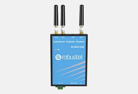M1000 Cellular 4G USB IoT Modem   Robustel