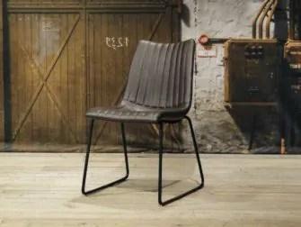 Industrile fauteuil Muret direct uit voorraad