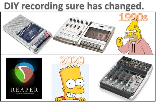 DIY Recording