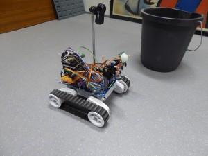 Arduino Robot and Bucket