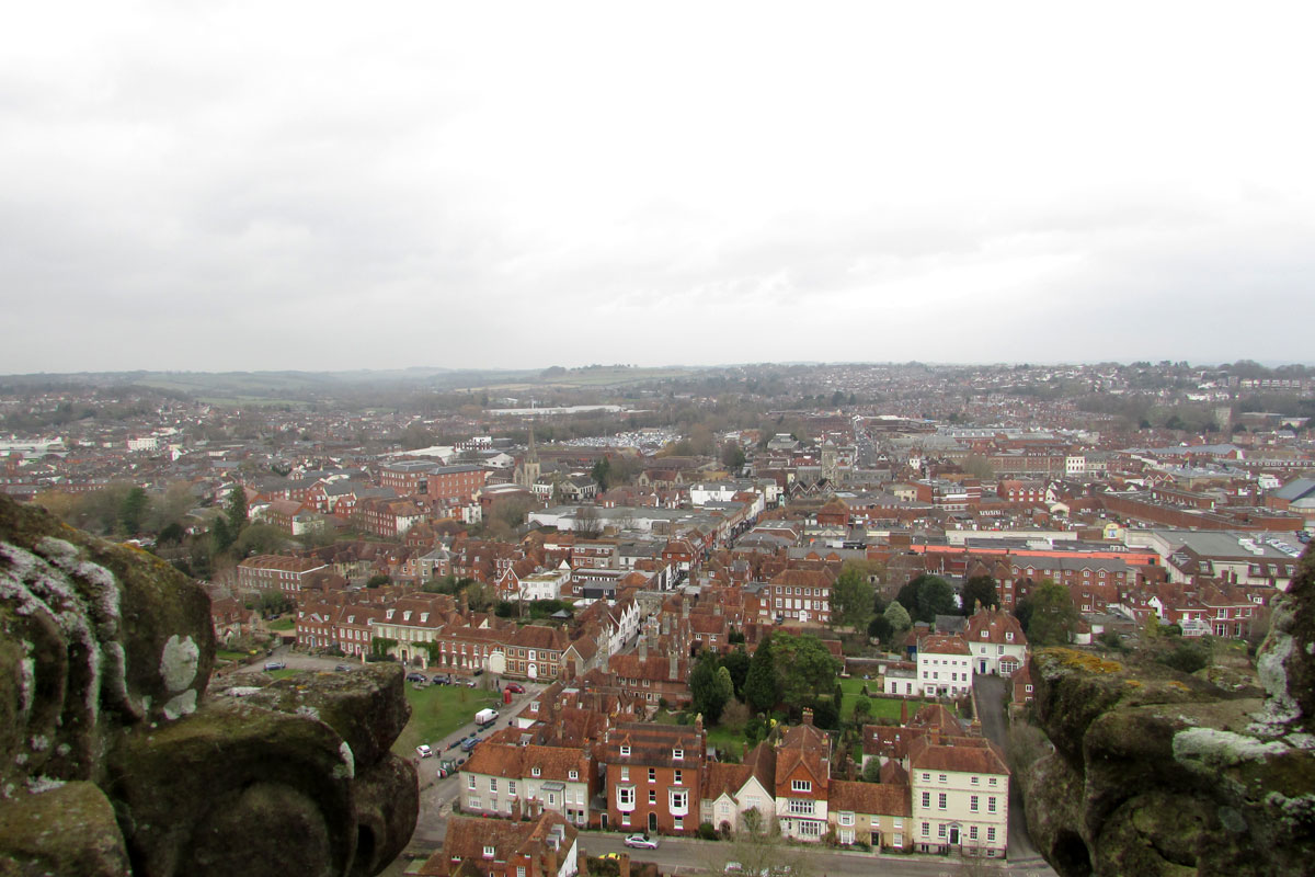 Salisbury, Wiltshire, England | robzlog.co.uk @robertz