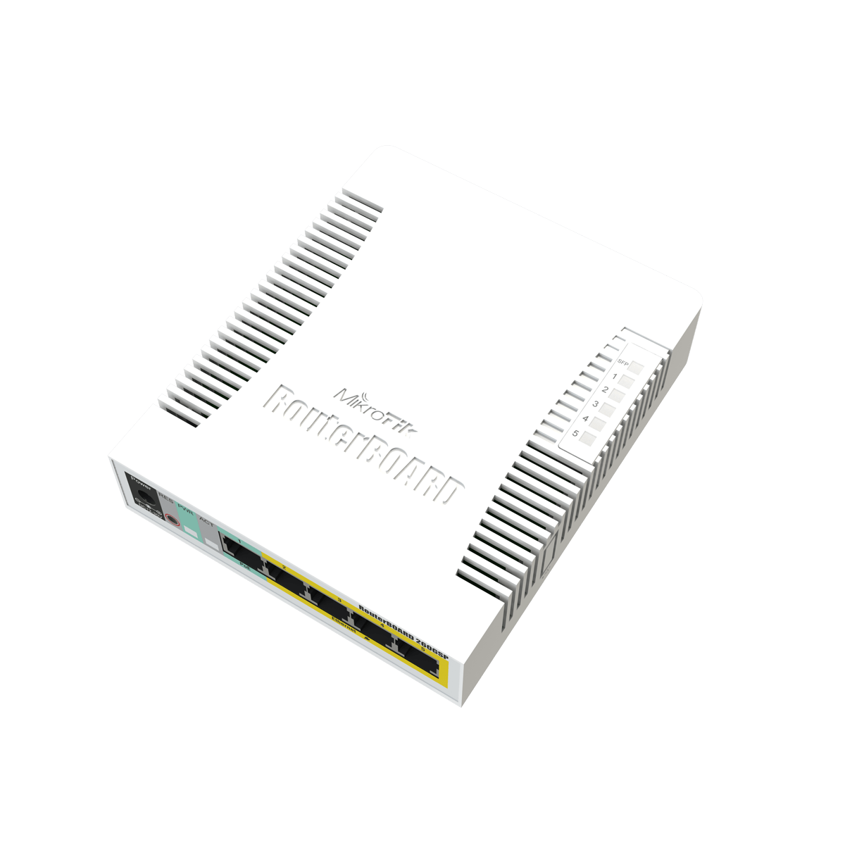 Mikrotik RouterBoard RB260GSP Smart Gigabit Switch with