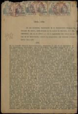 Acta de fusió entre la Sociedad Cooperativa Obrera de Consumo, La Dignidad i la Societat CooperativaEl Reloj, que dona lloc a la Unió CooperatistaBarcelonesa (UCB). Arxiu Històric FRG