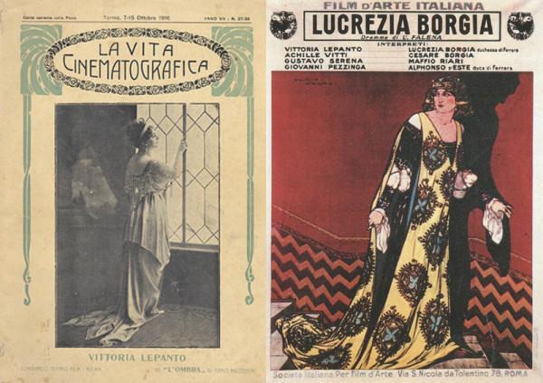 Vittoria Lepanto italian actress 18851964