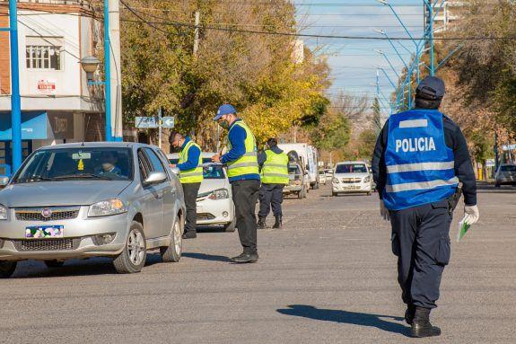 Más controles de tránsito: multas y retenciones durante el fin de semana